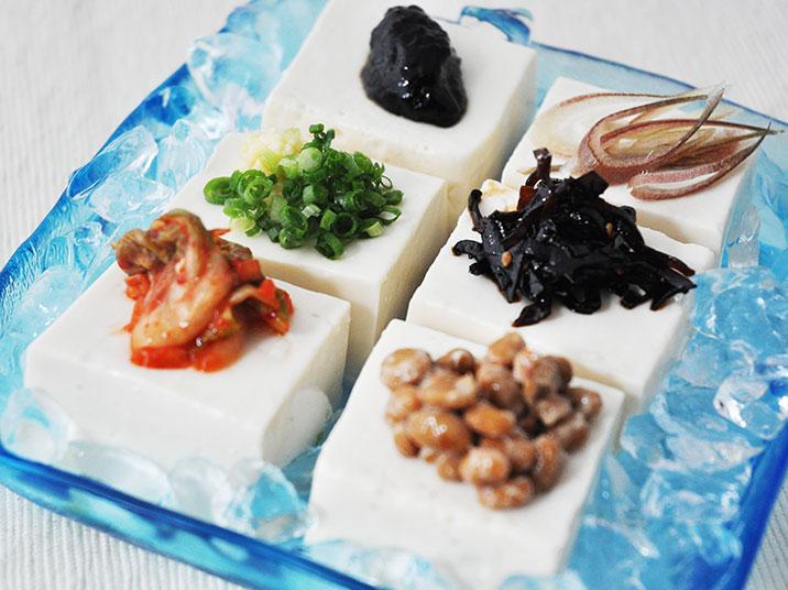 カット豆腐イメージ